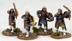 Byzantine Infantry Archer - Lamellar