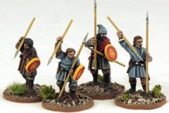 Byzantine Psiloi w/Javelins