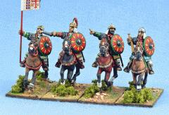 Byzantine Light Cavalry Command