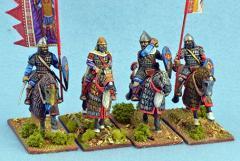 Byzantine Generals, Officers & Standard Bearers