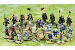 Crusader Warband - Mounted