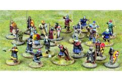 Crusader Warband