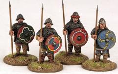 Carolingian Hearthguard #1