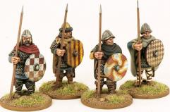 Carolingian Hearthguards #2