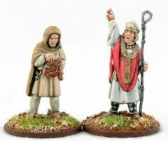 Bishop & Attendant