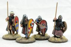 Dismounted Knights #3