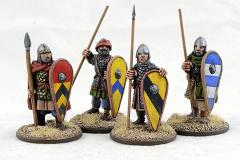 Dismounted Knights #4