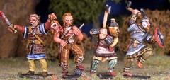 Early Saxon Heroes