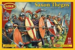 Saxon Thegns - Defenders of the Faith