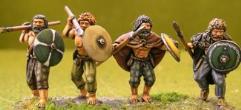 Irish Warrior #2 - Bare Chested