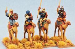 Mutatawi'a Fanatics on Camels