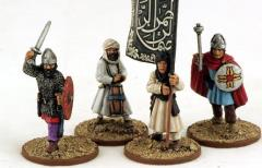 Arab Infantry - Command