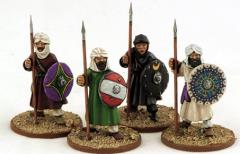 Arab Infantry - Standing