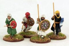 Arab Infantry - Advancing