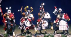 Teutonic Knight Command - Mounted