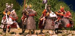 Teutonic Knights - Mounted w/Lances