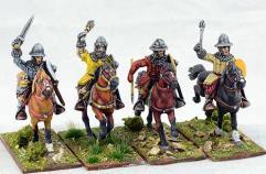 Teutonic Turkopolen w/Hand Weapons
