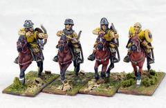 Teutonic Turcopolen w/Bows