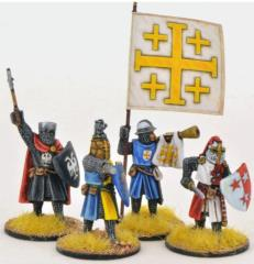Crusading Foot Knights Command