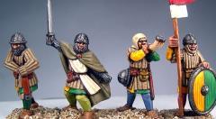 Frankish Foot Command