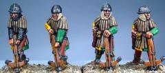 Frankish Foot Crossbowmen - Loading
