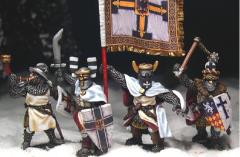 Teutonic Foot Knights Command