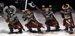 Teutonic Foot Knights w/Great Weapons