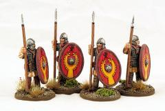 Late Roman Armored Infantry - Standing