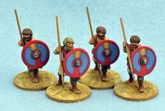 Late Roman Unarmored Infantry