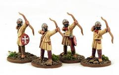 Late Roman Archers - Overhead