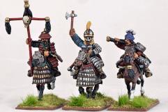 Mongol Heavy Cavalry Command