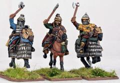 Mongol Heavy Cavalry w/Hand Weapons