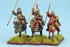 Mongol Heavy Cavalry w/Spears