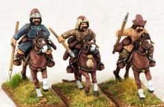 Mongol Cavalry Warriors