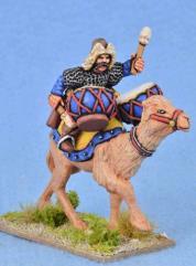 Mongol Drummer on Cammel