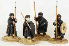 Berber Spearmen - Standing