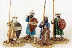 Andalusian Spearmen - Standing