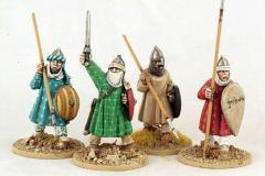 Andalusian Spearmen - Advancing