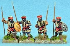 Afghan Spearmen