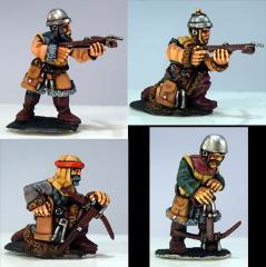 City Militia Crossbowmen