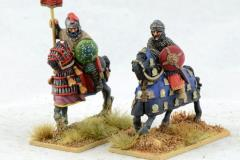 Sassanid General & Army Standard