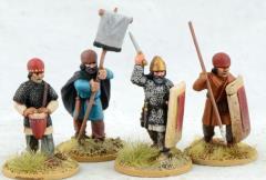 Sassanid Infantry Command #1