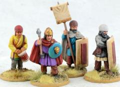 Sassanid Infantry Command #2
