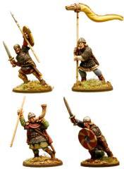 Saxon Command #1