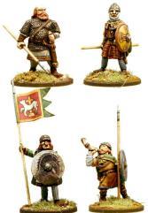 Saxon Command #3