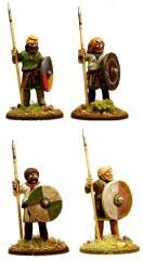 Saxon Ceorls Standing