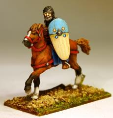 Breton Warlord - Mounted