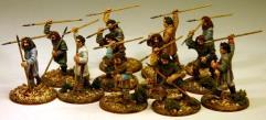 Breton Javelinmen