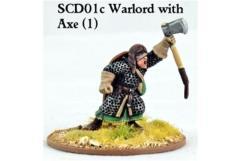 Crusader Warlord w/Axe