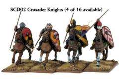 Crusader Knights - Mounted, Hearthguards